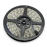 高輝度LEDテープライトSMD 5050 RGB 5M 300連 正面発光防水仕様IP65 切断可能 (RGB カラー)