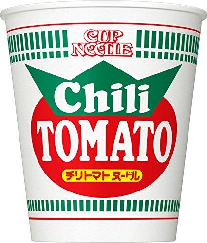 日清 カップヌードル チリトマトヌードル 75g×20個