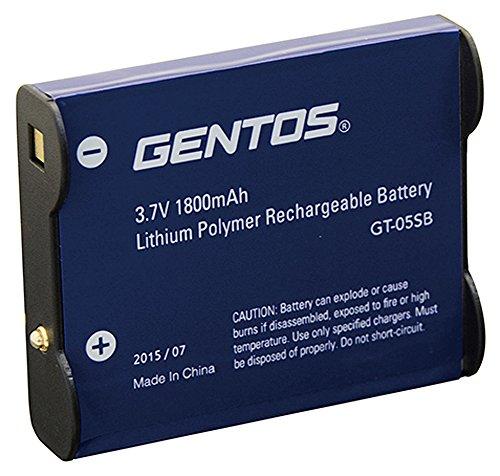 ジェントス GT-105R305R505R専用充電池 GT-05SB