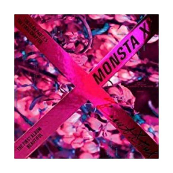 Monsta X 1集 - BEAUTIFUL ...の商品画像