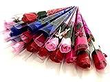ナイキ ゴルフ 3world バラ ソープ 花束 プチギフト SW483 ミックスカラー 15本