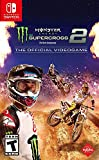 Monster Energy Supercross: The Official Videogame 2 (輸入版:北米) – Switch