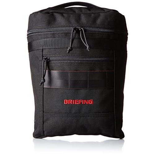 [ブリーフィング] シューズケース SHOUES CASE BRF317219 10 BLACK