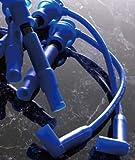 永井電子ブルーポイントパワープラグコード CATERHAM スーパー7【 年式:73~ エンジン:フォードケントOHV 差込口形状90度】 - 14,530 円