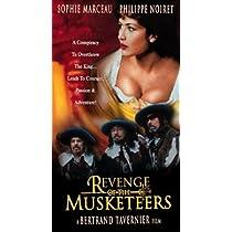 Revenge of Musketeers [VHS]