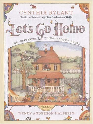 Let's Go Home: The Wonderful Things About a Houseの詳細を見る