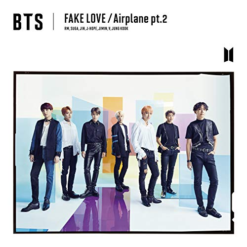 FAKE LOVE/Airplane pt.2(初回限定盤A)(DVD付)
