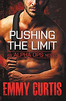Pushing the Limit (Alpha Ops) by [Curtis, Emmy]