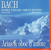 Bach: Arias & Oboe D'amore