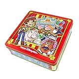 トイストーリーマニア 缶入りアソーテッド・クッキー (チョコレート付き) お菓子 【東京ディズニーシー限定】