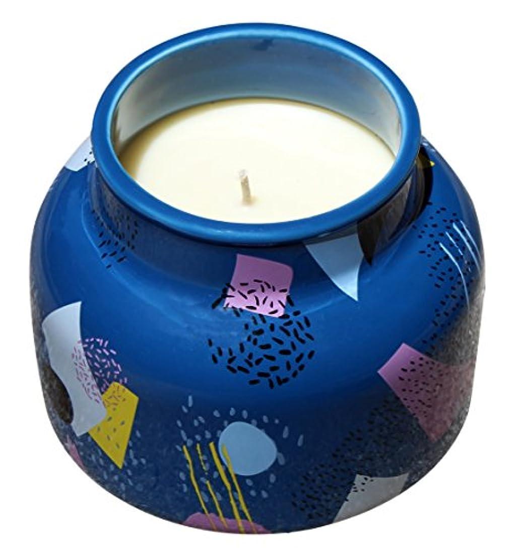 気分が悪いボイド悲しみカプリブルー19オンスScented Candleカラフルセラミック燃焼時間60時間、Volcano