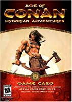 Age of Conan: Hyborian Adventures 60-Day Time Card (輸入版)