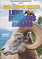 Cute & Cuddly Critters: Lions Bighorns Bears [DVD]