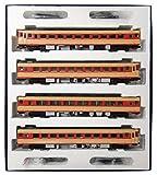 HOゲージ 56706 キハ58系 (非冷房車)基本4両セット カンタム搭載