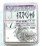 がまかつ(Gamakatsu) ザ・ボックス キススペシャル 白 7号 66820