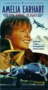 Amelia Earhart: The Final Flight [VHS] [Import]