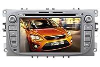 PIONE-フォードモンデオ(新)/フォードフォーカス-GPSナビゲーションシステム対応のブルートゥース TVのiPodのFM / AM USB SDを持つ7インチのデジタルタッチスクリーン、特殊なダッシュカーDVDプレーヤーのためのフリーフォーム