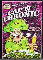 CAP ' N Chronic冷蔵庫マグネット。