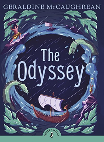 The Odyssey (Puffin Classics) (English Edition)