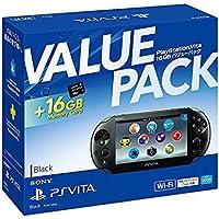 PlayStation Vita 16GB バリューパック ブラック