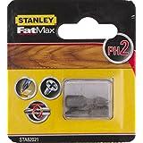 STANLEY FATMAX STA62021-XJ BIT SCDR TORSION PH 2 X 25mm x2