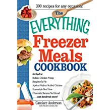 Freezer Meals Cookbook