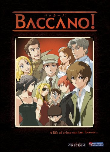 Baccano: Starter Set [DVD] [Import]