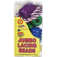 Holgate HZ1016 Jumbo Lacing Beads