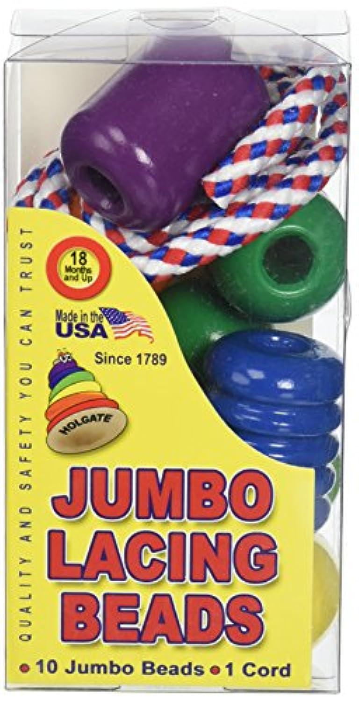Holgate HZ1016 Jumbo Lacing Beads
