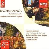 Rachmaninov: Piano Concertos (1995-09-04)
