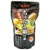 エバラ ちゃんこ鍋の素 醤油味 750g 1袋