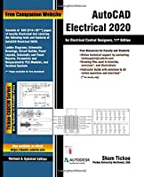 AutoCAD Electrical 2020 for Electrical Control Designers, 11th Edition