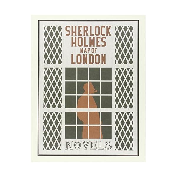 Sherlock Holmes Map of L...の商品画像