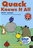 Peep and the Big Wide World: Quack Knows It All [DVD] [Import]