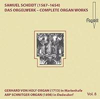 Vol. 8-Das Orgelwerk