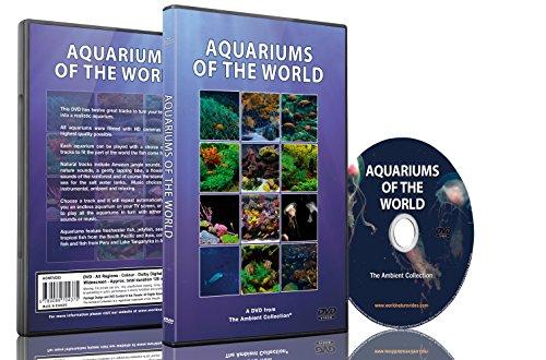 アクアリウムDVD - HDで12水槽と世界のアクアリウム