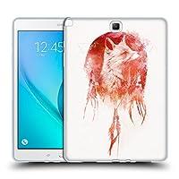 オフィシャル Robert Farkas マーズ フォックス ソフトジェルケース Samsung Galaxy Tab A 9.7