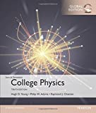 Cover of College Physics, Global Edition