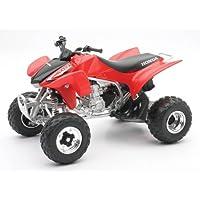 NewRay 1/12 Honda TRX 450R 2009 ATV(Red) ATV/ 1:12/赤/レッド [おもちゃ&ホビー]