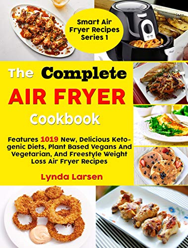 The Complete Air Fryer Cookboo...