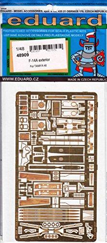 1/48 F-14A 外装  タミヤ用  エデュアルド EDU48909 ZS22483