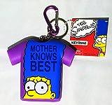 The Simpsons(ザ・シンプソンズ)Marge Simpson(マージ・シンプソン)Coin Holder Keyring(キーホルダー) [並行輸入品]