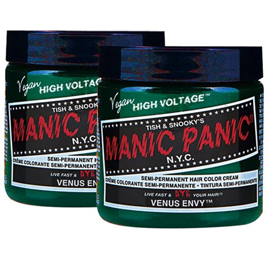 助けになる拡散する合体【2個セット】MANIC PANIC マニックパニック VENUS ENVY ヴィーナスエンヴィ 118m