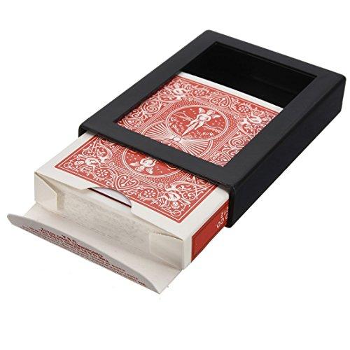 SODIAL カードトリック カードが消えるマジックトリックカード 成人のため