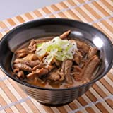 【竹内商事】谷川岳名物 もつ煮 国産豚肉使用