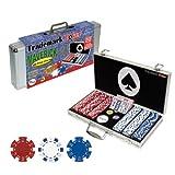商標ポーカーMaverick 300DiceスタイルPoker Chipセット