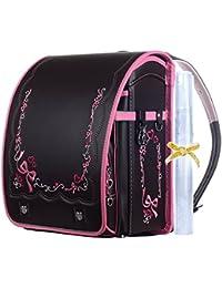 【Coulomb?クーロン?技術型】2018年度デザイン女の子向けランドセル 人気 school bag 6年品質保証付き