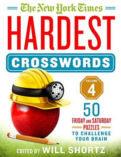 The New York Times Hardest Crosswords: 50 Friday a...