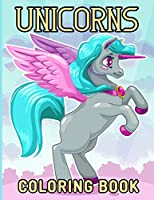 Unicorn coloring book: Fantastic Unicorn Coloring Book for Boys, Girls, Toddlers, Preschoolers, Kids 3-8, 6-8 (Unicorn Book)