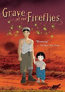 Grave of the Fireflies [DVD] [Import]